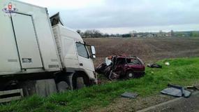 Jak i dlaczego dochodzi do wypadków z udziałem ciężarówek?