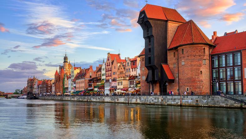 Gdańsk będzie modernizował ulicę Długą i Długi Targ