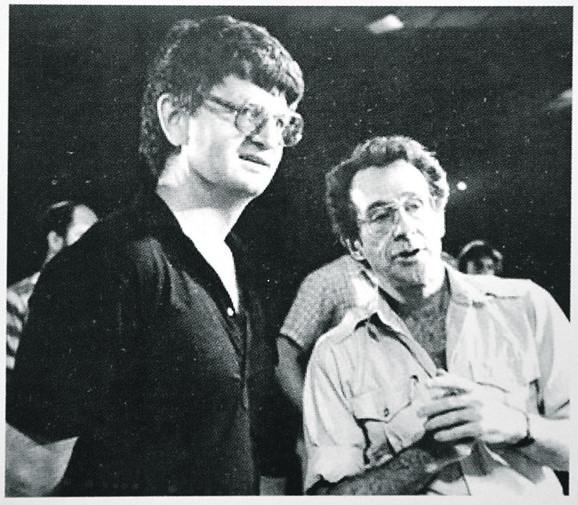 Sa Irvingom Penom
