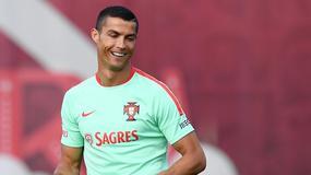 Hertha Berlin żartobliwie kusi Cristiano Ronaldo do zmiany klubu