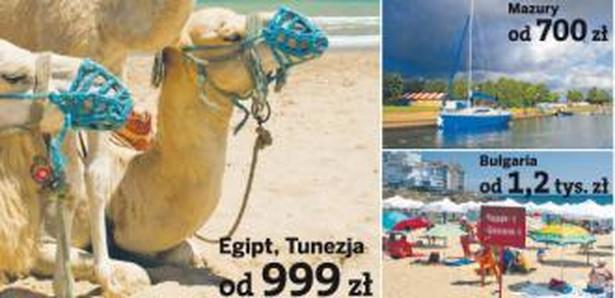 Ceny tanich wyjazdów tygodniowych w lecie 2011 r.