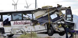 Tragiczny wypadek busa. Nie żyje 13 osób