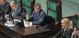 Kuchciński wyda ponad 250 tys. zł na jedzenie!