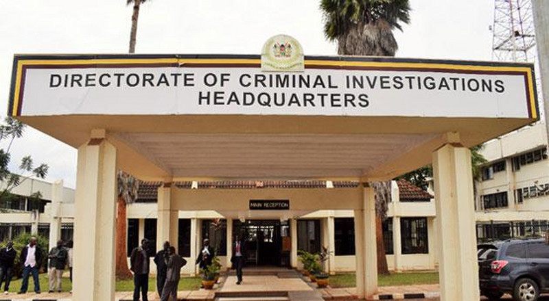 DCI detectives arrest lawyer for attempting to bribe Investigating Officer with Sh900, 000
