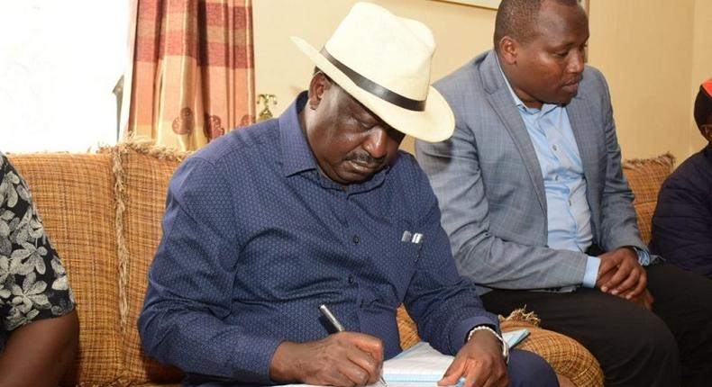 Former employees of Raila Odinga's Spectre International company move to court over unpaid dues dating back to 2017