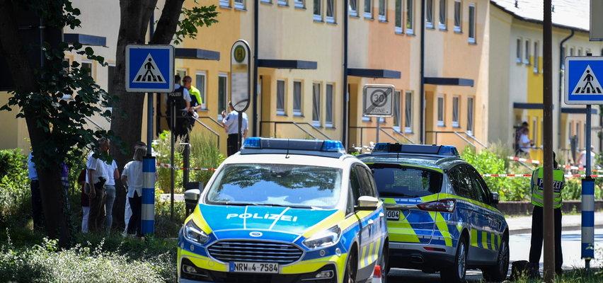 Strzelanina w Niemczech. Napastnik zabił eks i jej brata, potem strzelił do siebie