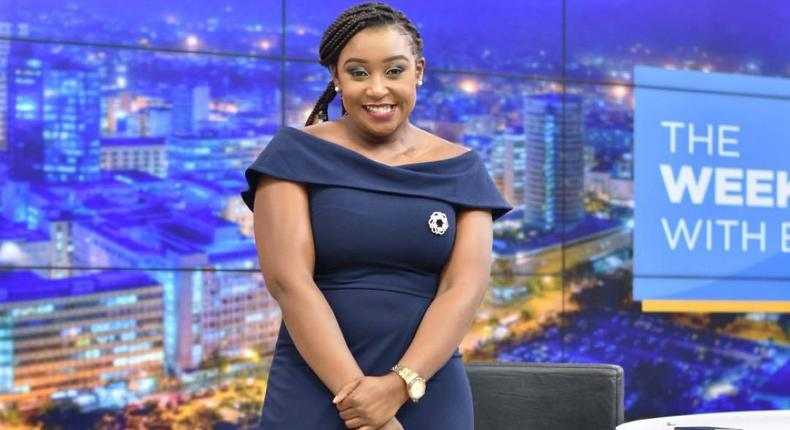 She had a date with her dad – Betty Kyallo confirms she is co-parenting with Dennis Okari