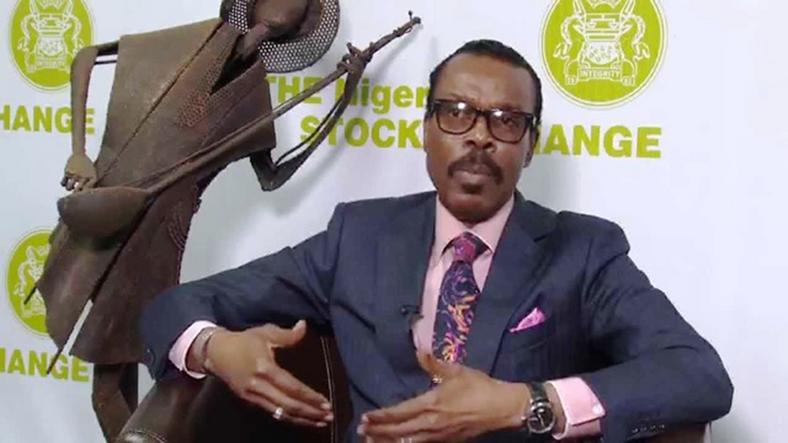 Bismarck Rewane, CEO of Financial Derivatives Company Limited