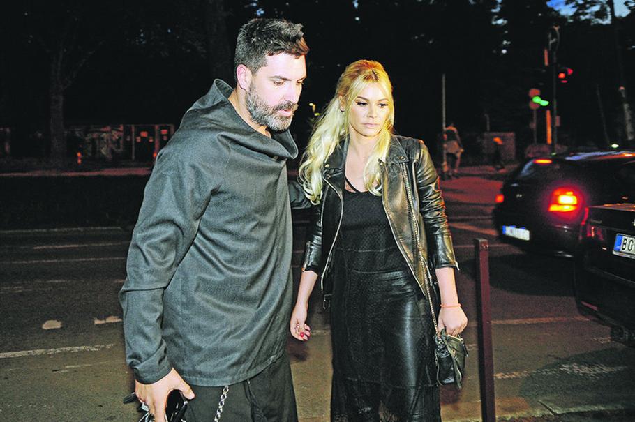 Luka Lazukić i Nataša Bekvalac