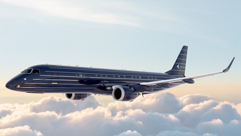 This $83 million private jet has a stunning Art Deco