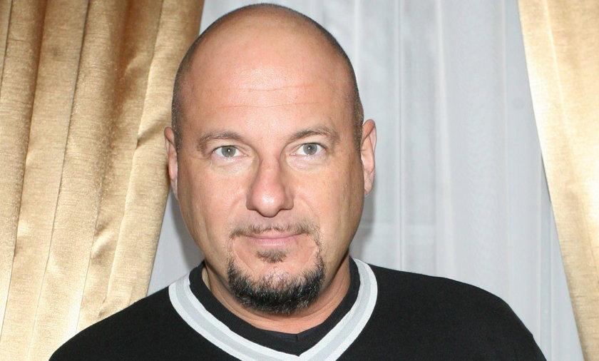 Piotr Gąsowski bawi się z rodziną w Grecji.