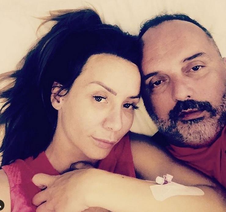 Toni Cetinski i supruga