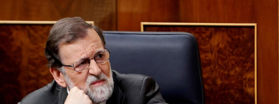 No-confidence motion vote against Prime Minister Rajoy