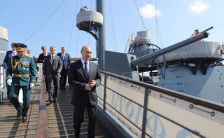 Grecko-rosyjski spór o Macedonię