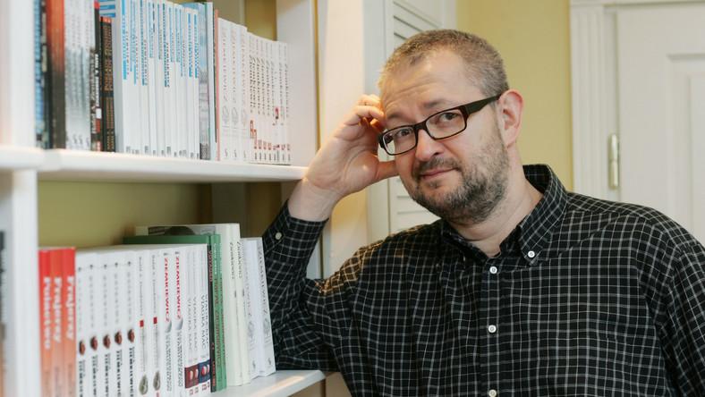Ziemkiewicz: Współczuję kolegom, ktoózy mają mniej znane nazwiska