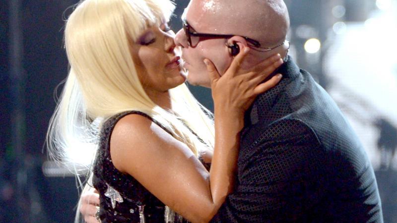 Christina Aguilera i Pitbull