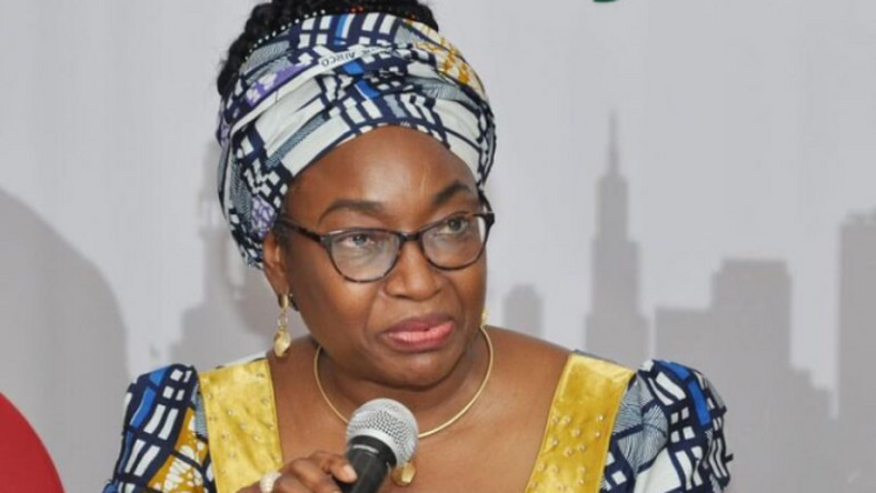 Breaking: Winifred Oyo-Ita Resigns