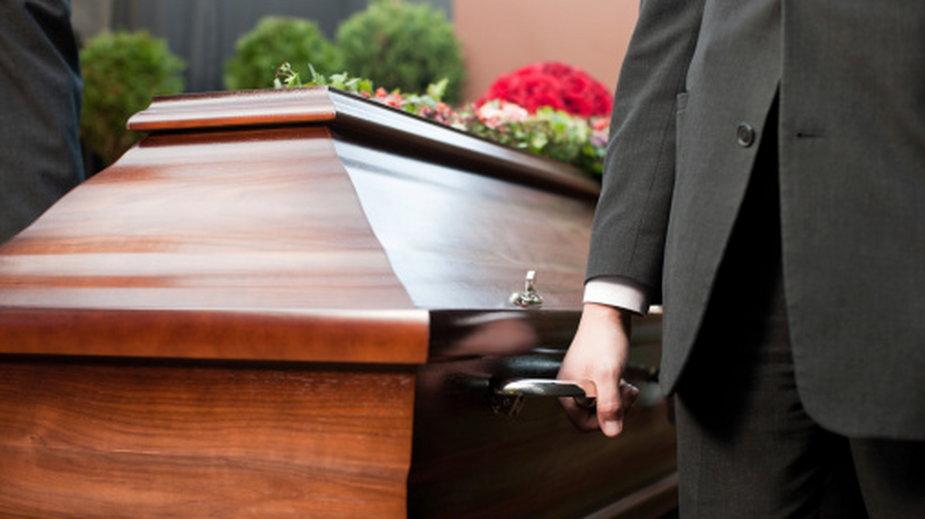 Do incydentu doszło podczas uroczystości pogrzebowych