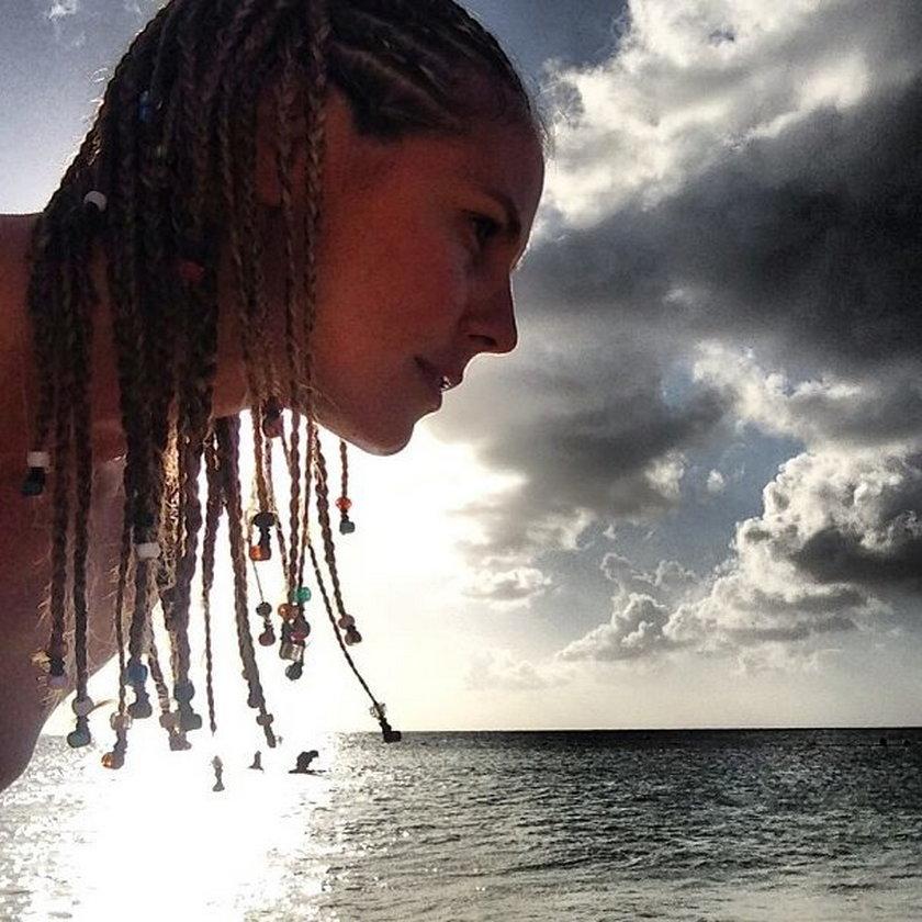 twarz Heidi Klum