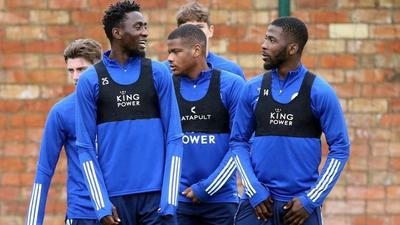 Super Eagles stars Wilfred Ndidi and Kelechi Iheanacho resume pre-season with Leicester City