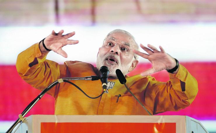 Takvi postupci predstavljaju bezbednosnu pretnju:Narendra Modi, premijer Indije