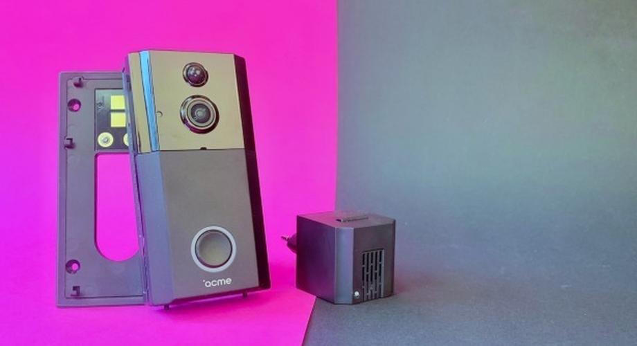 ACME Doorbell: Smarte Video-Klingel für 75 Euro