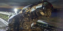 Groźny wypadek na Podlasiu. Siedem osób trafiło do szpitala