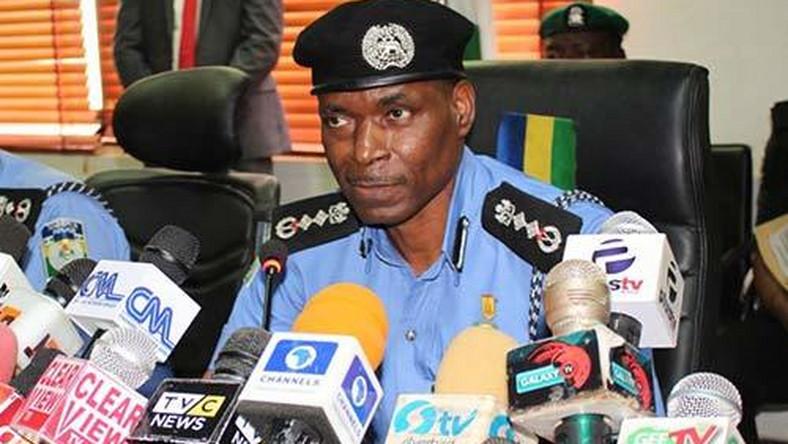 Inspector General of Police, Mohammed Adamu.