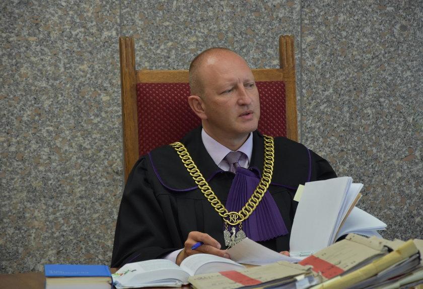 Sędzia Marcin Frankowicz