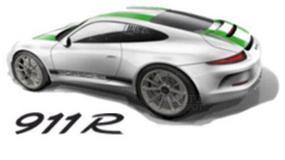 Porsche 911 R wyprzedane i to przed oficjalną premierą!