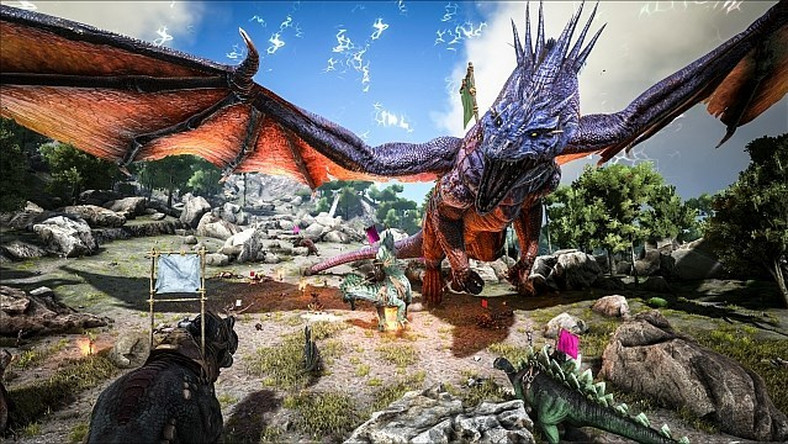 ARK: Survival of the Fittest w drodze na PlayStation 4