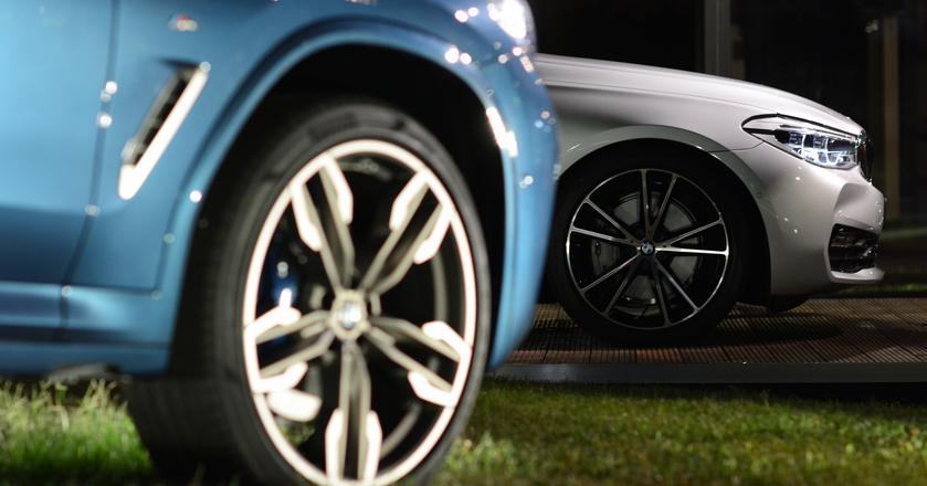 Oto nowe BMW X3 i BMW serii 6 Gran Turismo