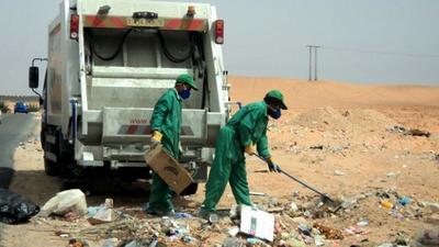 Ramassage des ordures: Grève des concessionnaires du nettoiement