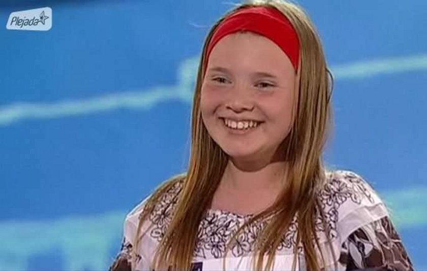 """Młoda Chylińska w """"Mam talent"""". Wideo"""