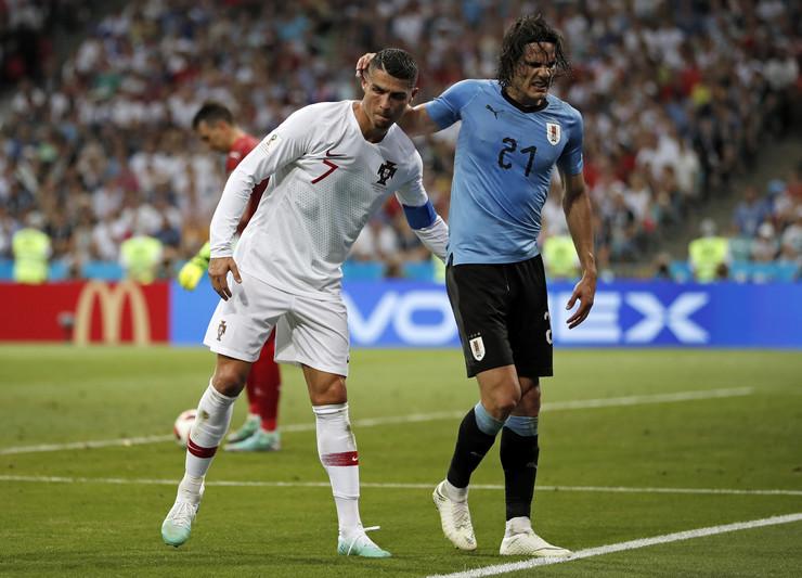 Kristijano Ronaldo, Edison Kavani