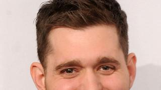 Michael Buble (fot. getty images)