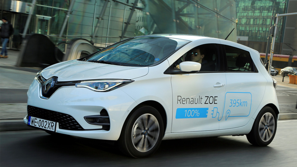 Renault Zoe R135 Intens – TEST