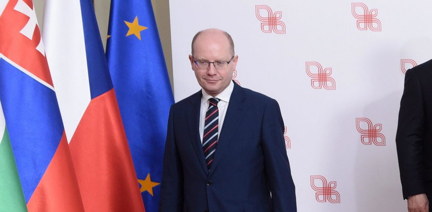 Premier Czech zaniepokojony losem Polaków po wyborach w Niemczech