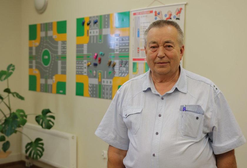Wacław Chamerski, prezes firmy Rajbud