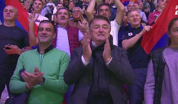 Radomir Antić aplaudira Đokoviću