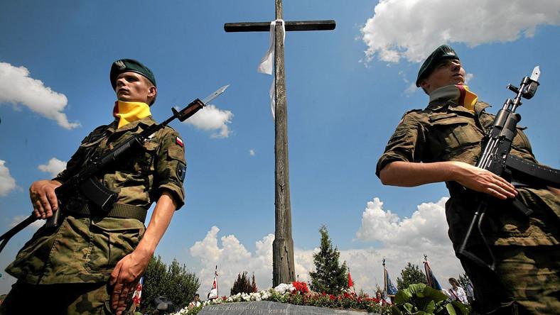 Giby, Pomnik Ofiar Obławy Augustowskiej