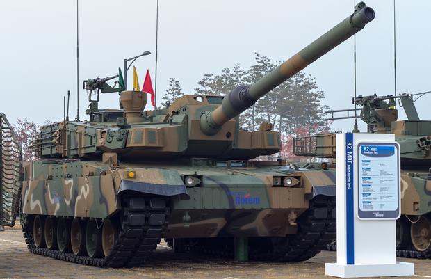 K2 Black Panther