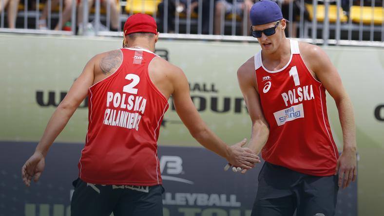 Jakub Szałankiewicz i Maciej Rudol