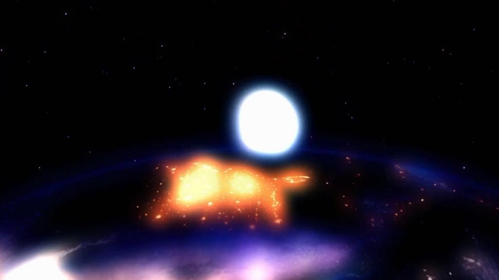Hangar 1 - Akta UFO: Niewidoczna strona księżyca