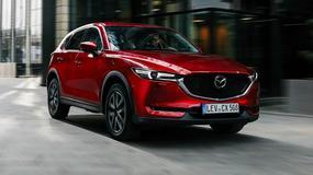 Nowa Mazda CX-5 – wyposażenie i ceny