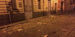 Trzęsienie ziemi na Sycylii. Mieszkańcy w nocy wybiegli na ulice