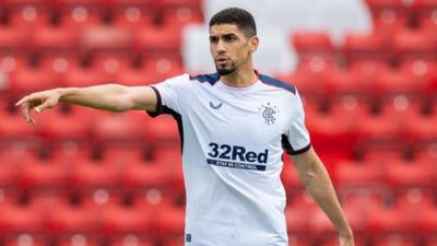 Nigerian defender Leon Balogun makes the official Scottish Premiership Team of the Week after an impressive debut for Rangers