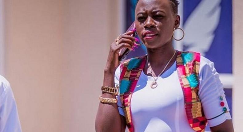 File image of Akothee