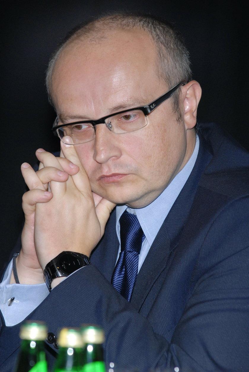 Wojciech Hoflik wrócił do TVP