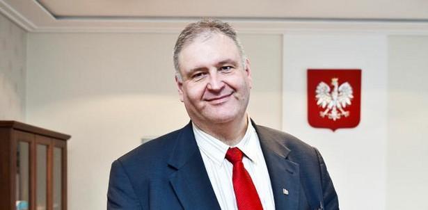 Bogdan Święczkowski wiceminister sprawiedliwości w rządzie Beaty Szydło, fot. Wojciech Górski